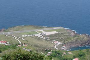 La pista de aterrizaje más corta del mundo