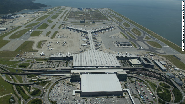 Hong Kong International Airport won the World's Best Airport award at the World Airport Awards 2011. At a reported $20 billion, it is one of the most expensive airport construction projects. It is also the world's busiest airport for cargo (freight and mail) and international freight (excluding mail).