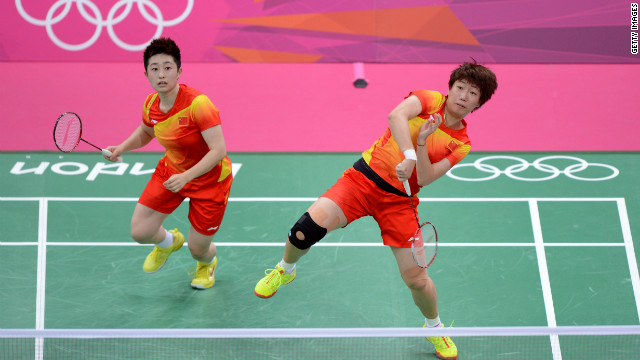 Badminton disqualifications: Players allegedly tempted by own rules