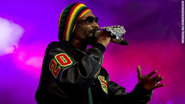 Your take: Snoop, Rastas and weed