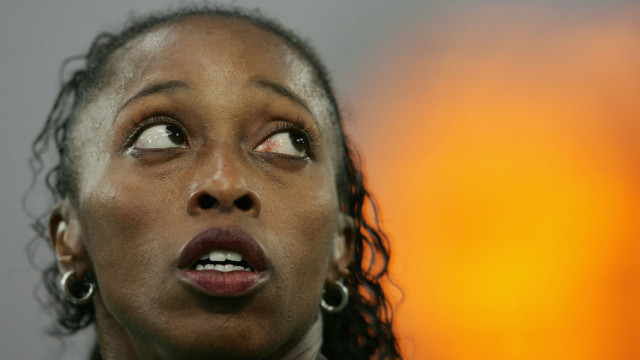Sprinter Gail Devers overcame Graves' disease to win three Olympic gold medals, including the women's 100m in 1996 and 2000 as she emulated Tyus.