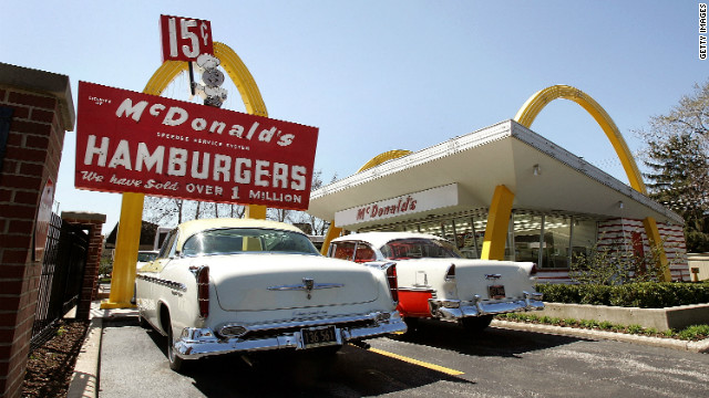 McDonald's got its start as a barbecue restaurant
