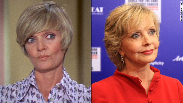 "Can you believe Florence Henderson is 80? It's true; the iconic TV mom celebrated the milestone on February 14. When asked how she thinks Carol Brady would feel about turning 80, <a href='http://tv.yahoo.com/blogs/tv-news/-the-brady-bunch--reunites-to-celebrate-florence-henderson-s-80th-birthday-210956940.html' target='_blank'>Henderson said</a> ""She'd probably feel the same way I do. A little nervous, a little excited. ... I think she would be out there like I am, dating younger men."""