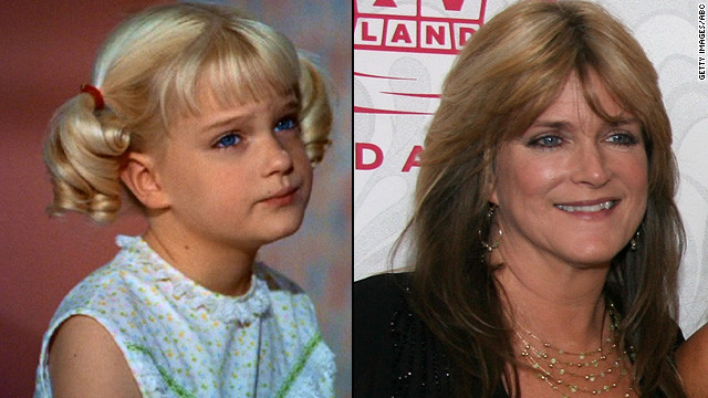 "At 52, Susan Olsen no longer wears her hair of gold in curls, but she'll always be Cindy Brady to fans. Since ""The Brady Bunch,"" Olsen has worked as a graphic designer, a radio talk show host and an actress on series like ""The Young and the Restless."" Olsen has debunked the rumors of a romance between her on-screen older sisters, Eve Plumb and Maureen McCormick, but she confirmed last year that there's still a rift between the two actresses."