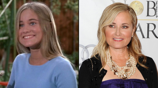 Maureen McCormick, who turns 56 on Sunday, played Marcia Brady. She has since released a country album, appeared on the fifth season of VH1's &quot;Celebrity Fit Club&quot; and written a &lt;a href='http://www.cnn.com/video/#/video/showbiz/2008/10/20/dcl.maureen.mccormick.cnn?iref=allsearch' target='_blank'&gt;tell-all book&lt;/a&gt;, &quot;Here's the Story: Surviving Marcia Brady and Finding My True Voice.&quot; Her latest role is that of the evil stepmother in &quot;Snow White: A Deadly Summer,&quot; which was released in March.