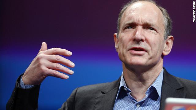 El inventor de la Web espera que los Juegos Olímpicos lleven al entendimiento global
