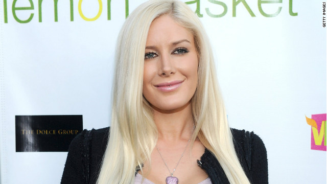 Overheard: Heidi Montag on plastic surgery