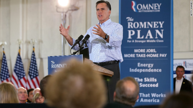 Poll shows voters' reaction to Romney tapes