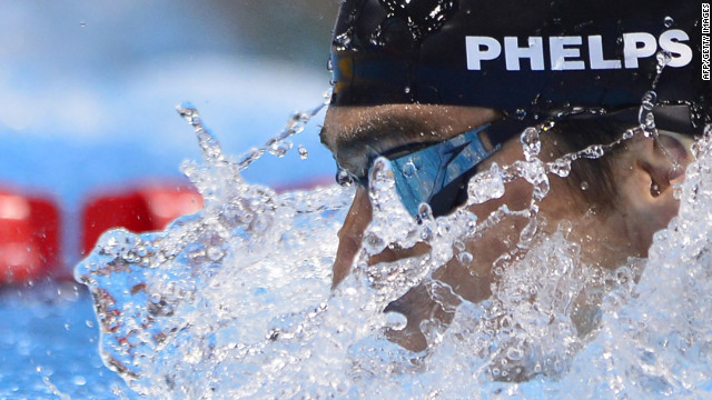 Michael Phelps swims to win gold in the men's 200-meter individual medley. Phelps won his 20th career Olympic medal and completed a historic third consecutive 200-meter individual medley Olympic victory.