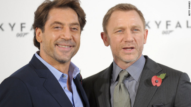 James Bond enfrenta a un temible Javier Bardem en su nueva película