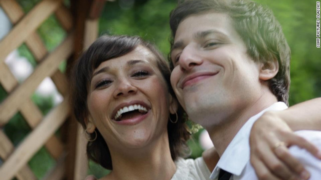 Rashida Jones and Andy Samberg star in
