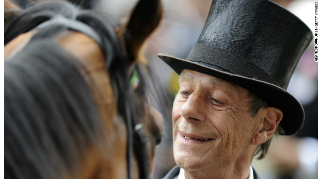 Trainer Henry Cecil has put his all into schooling Frankel and even installed a closed circuit TV system in the horse's stable to ensure he is safe at night.