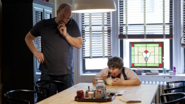 &#039;Louie&#039;: How not to become like Barney