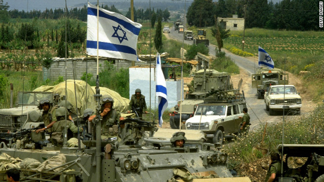 Instability in Lebanon has drawn in soldiers from neighbouring Israel and Syria at various points in the country's history. &lt;br/&gt;&lt;br/&gt;In 1982 Israel invaded Lebanon in a push to destroy the PLO (Palestine Liberation Organization).&lt;br/&gt;&lt;br/&gt;Israel kept troops in the south until 2000. In 2005 Syria withdrew troops that initially arrived in 1976.