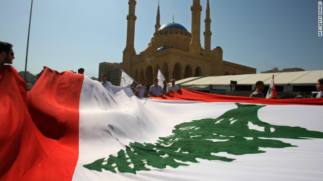 Lebanon is one of the few independent states in the world to feature a tree in its national flag (alongside Equatorial Guinea, Haiti, Belize and Fiji). The cedar tree is an important symbol in the country's history, representing happiness, prosperity and resilience. It has been adopted by many Lebanese political parties and the country's national airline, Middle East Airlines.