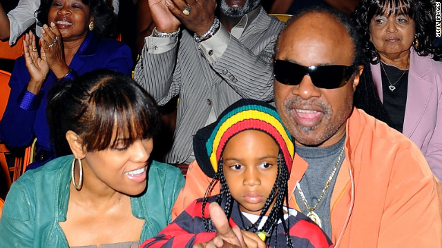 Stevie Wonder files for divorce