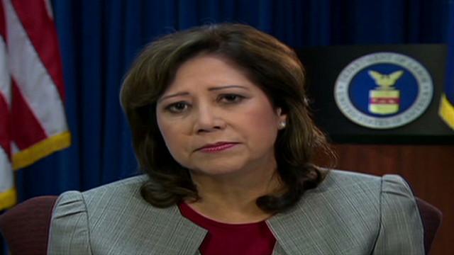 La secretaria del Trabajo de EE.UU. renuncia al cargo