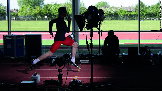 Sports scientists at the UK's Loughborough University are building in new levels of customization to athletic shoes in a bid to improve performance of elite athletes.
