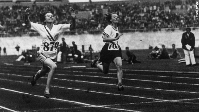Betty Robinson made history in 1928 by becoming the first woman to clinch Olympic track and field gold. Her achievement has paved the way for her fellow U.S. female athletes to etch their names into Games folklore.