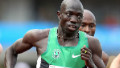 U.S. athlete Lopez Lomong dreams of Olympic gold at London 2012