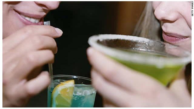 Alcohol + bebidas energéticas = conductas de riesgo