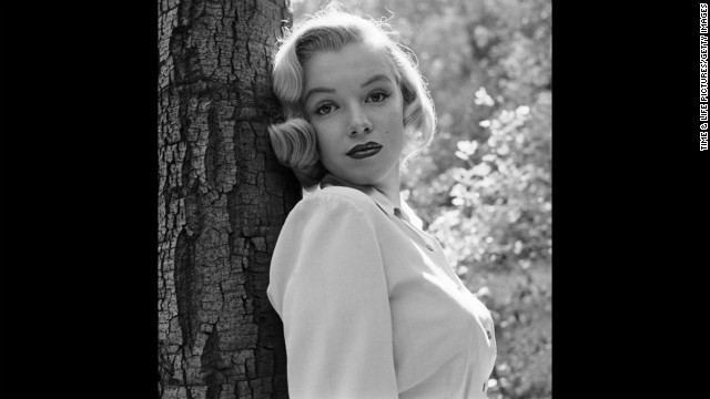 Marilyn Monroe, then 24, is photograhed in Los Angeles' Griffith Park in 1950. Sunday, August 5, marked the 50th anniversary of Monroe's death at age 36. See more from this series on LIFE.com.