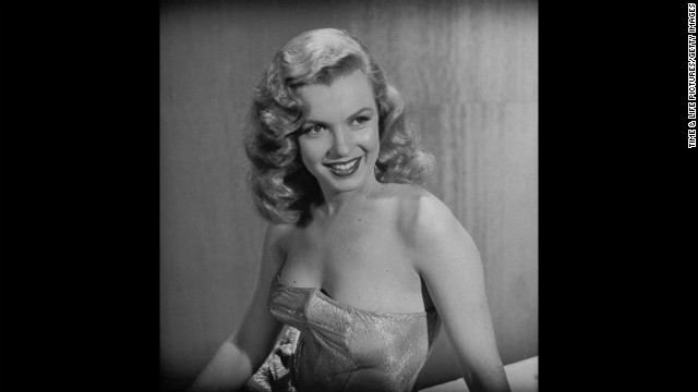 Marilyn Monroe at age 22 in Hollywood during 1949. See more from this series on LIFE.com.