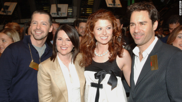 &quot;Will &amp;amp; Grace&quot; brought straight women's relationships with gay men to broadcast television.