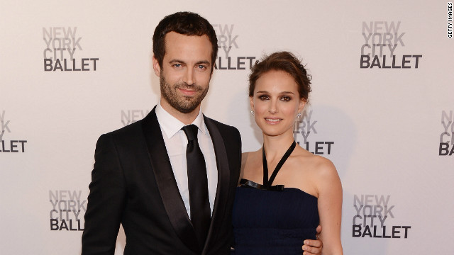Report: Natalie Portman ties the knot
