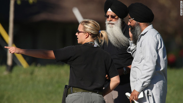 My Take: Sikh temple shooting is act of terrorism