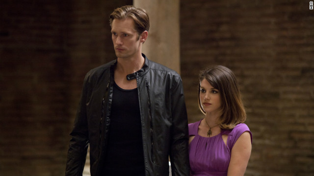 Bill incites war on 'True Blood'