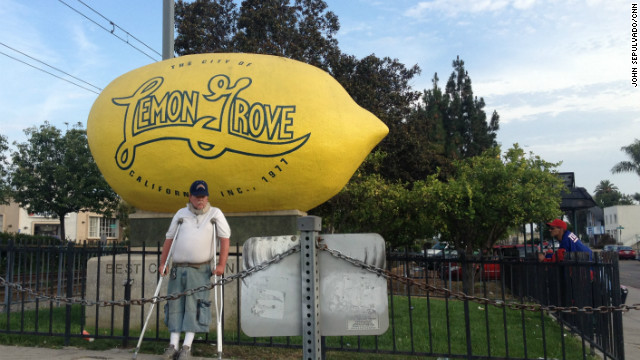 Embed America: Lemon Grove, California as microcosm of U.S.