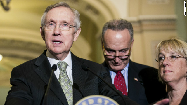Comments: Are Reid's tax allegations smart move or abuse of congressional power?