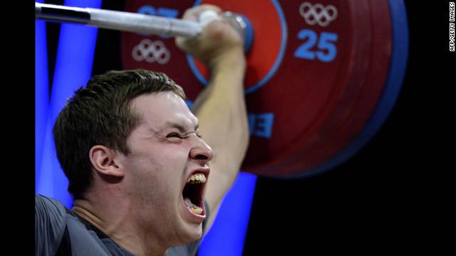 ¿Los atletas olímpicos son superhombres?