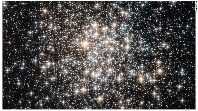 """""""Messier 107"""", uno de los grupos de estrellas más viejos de la Vía Láctea"""