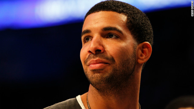 Drake graduates from high school