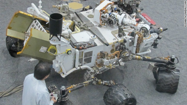 Mars rover: Is all this really necessary?