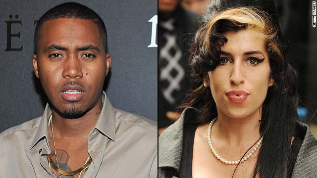 "Nas released ""Cherry Wine"" in July. The <a href='http://www.youtube.com/watch?v=KoCHKjLR_Qs&feature=player_embedded' target='_blank'>duet </a>with the late Amy Winehouse appears on the rapper's latest album, ""Life Is Good."""
