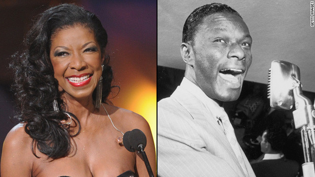 Singer-songwriter Natalie Cole released several duets with her father, jazz legend Nat King Cole. She cleaned up at the Grammy Awards in 1992 thanks to her version of &quot;Unforgettable&quot; -- the song her father popularized in the '50s.