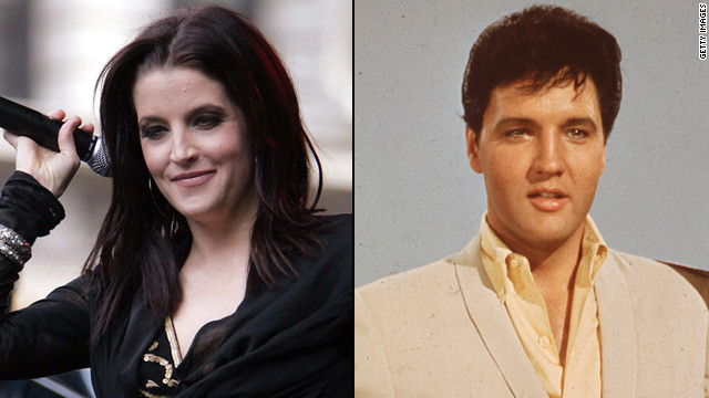 Lisa Marie Presley sang &quot;In the Ghetto&quot; alongside her late father's vocals to commemorate the 30th anniversary of his death in 2007. Elvis Presley popularized the song in 1969.