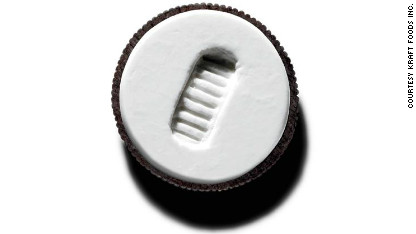 oreo footprint