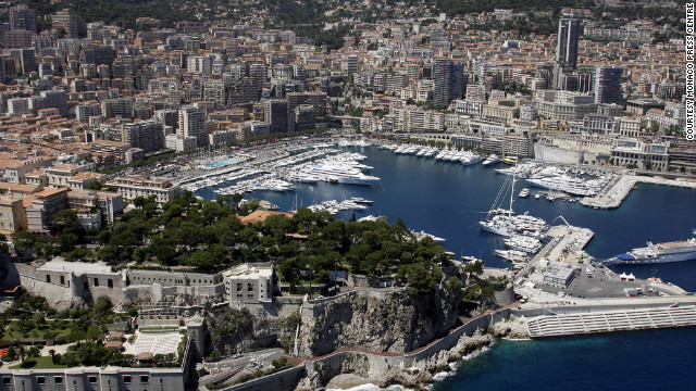 As if its natural beauty weren't stunning enough, Monte Carlo (the business and residential district within the principality of Monaco) boasts an impressive skyline and yachts for days.