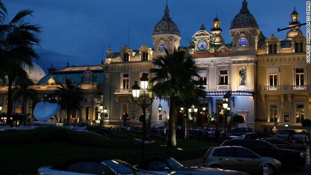 Roll the dice in high style along with true players at the Casino de Monte-Carlo in Monaco, a principality bordered by France on three sides.