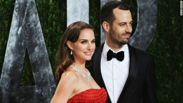 All about Natalie Portman's vegan wedding
