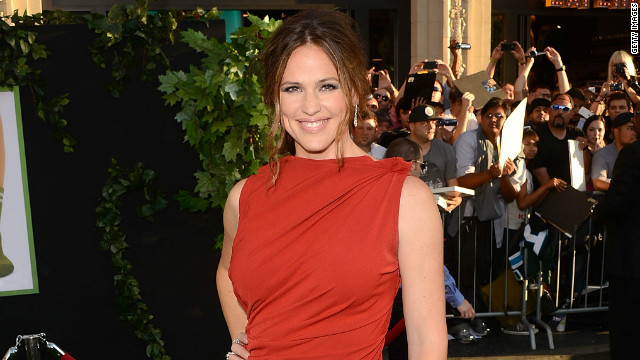 Jennifer Garner, sometimes helicopter parent