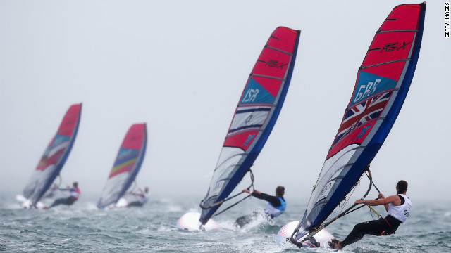 Olympic 2012: Sailing federation hit by legal row - CNN com