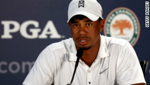 Tiger Woods\' squeaky-clean reputation was damaged after his infidelity was revealed.