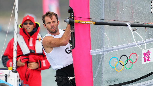 Nick Dempsey from the UK won silver in windsurfing at Weymouth on August 7. The 31-year-old has been very vocal about the decision to drop windsurfing from the Olympic Games.