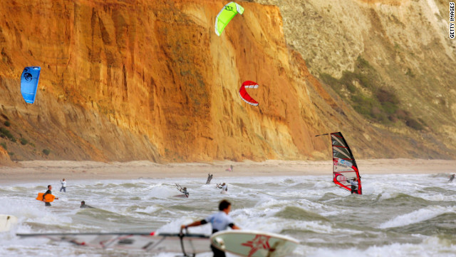Since 1984 windsurfing has been the only board sport represented in the summer Olympic Games. But as board sports grow increasingly popular around the world, ISAF and the International Olympic Committee could face increasing pressure to bring more of them into the Olympic fold.