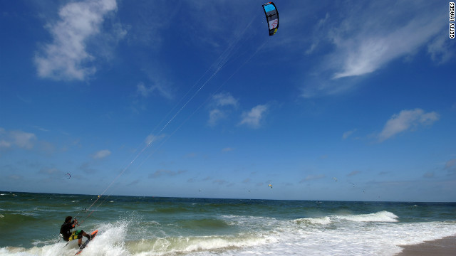 "The windsurfing lobby has raised issues of concern regarding the safety record of kiteboarding, with some arguing that it is not as safe as windsurfing. The International Kiteboarding Association argues that ""any sailing sport is dangerous if not taught correctly and that it is all about minimizing the risks."""